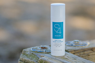 Use gentle cleanser for teenage acne