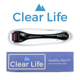 Titanium Microneedle Derma Roller, 0.25 mm by Clear Life