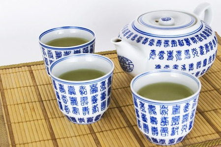 Green tea as an acne treatment