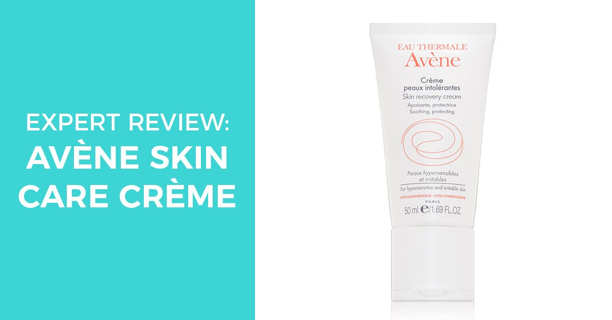Avene skincare creme review