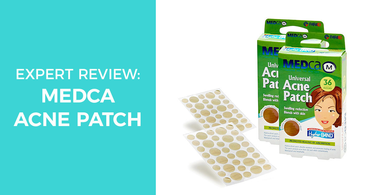 MEDca Acne Patch – An Expert Review
