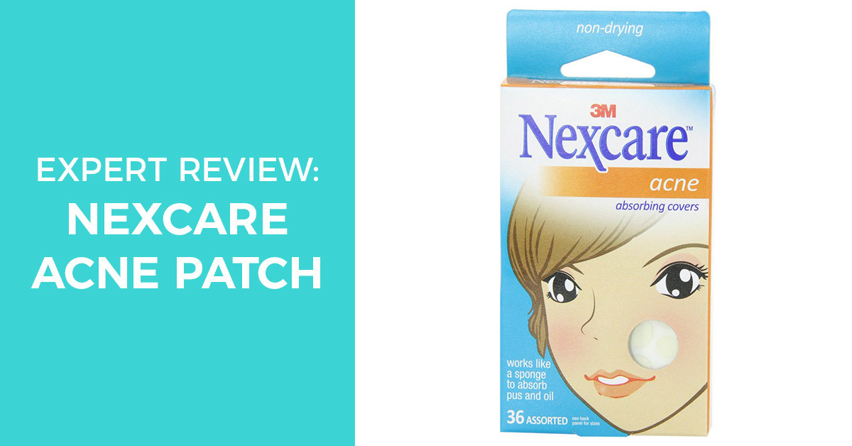 Nexcare Acne Patch – An Expert Review