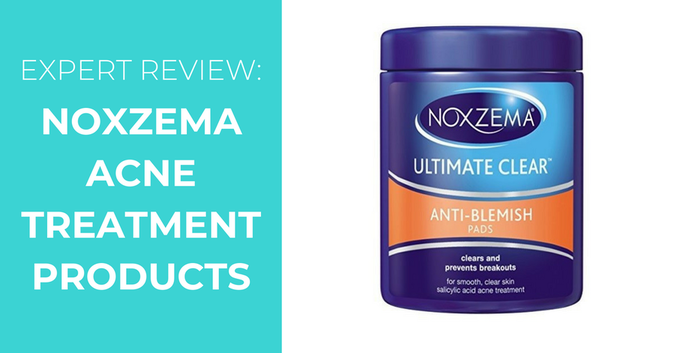 Noxzema Acne Treatment Products – An Expert Review
