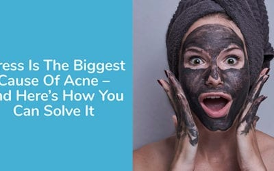 Stress Is The Biggest Cause Of Acne