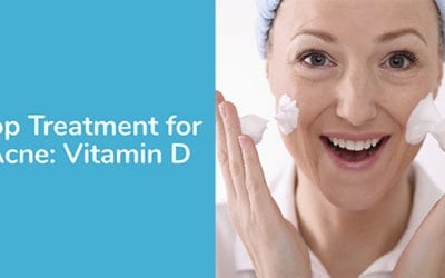 Top Treatment for Acne: Vitamin D