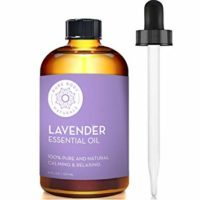 Lavender oil by pure body